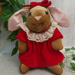 Vintage 1985 Velveteen Rabbit Plush